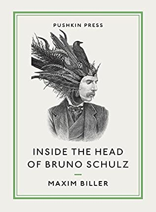 book cover of Inside the Head of Bruno Schulz