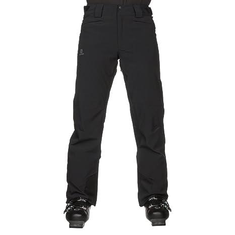 Salomon Men's Icemania Pants, Black, SmallRegular: Amazon