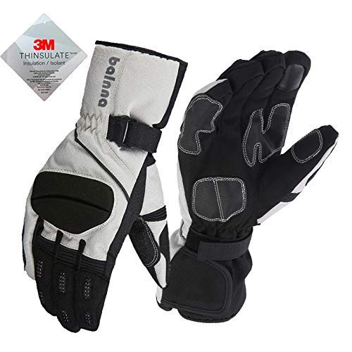 Thin ski gloves