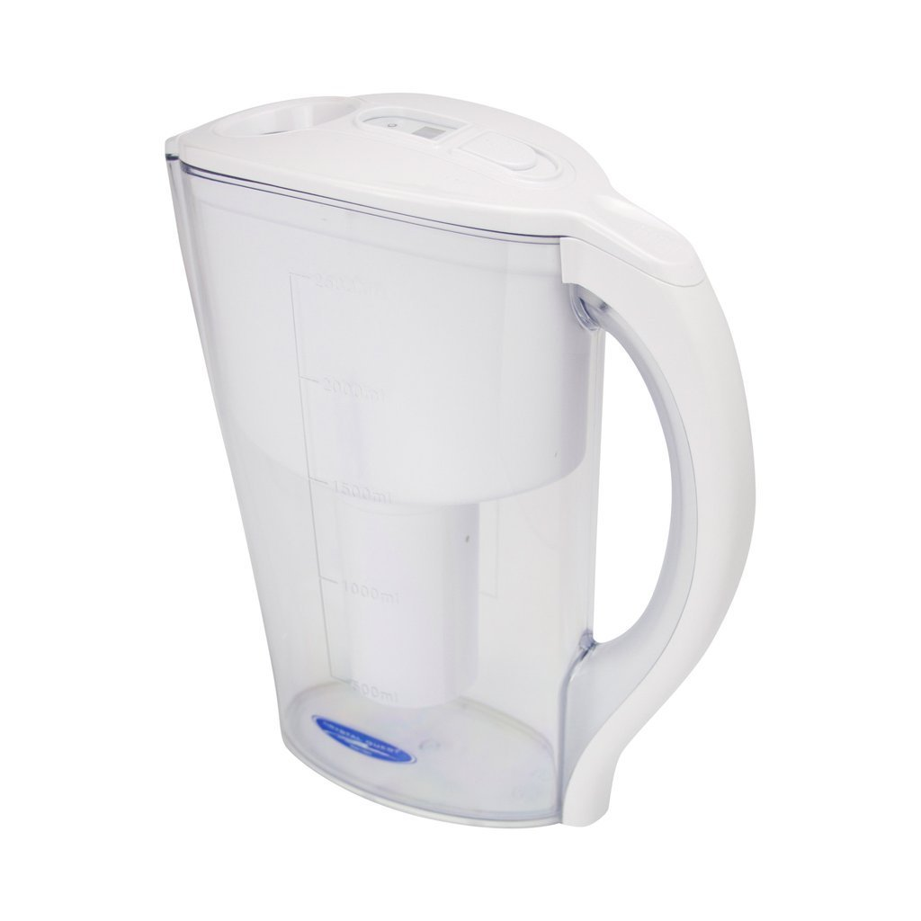 Amazon.com: Crystal Quest CQE PI 00600 Pitcher Water Filter System: Home  Improvement