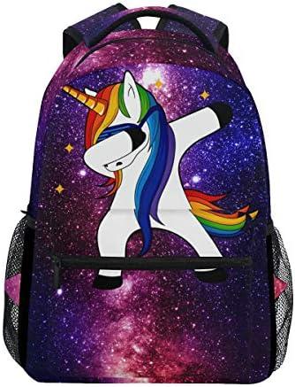 ZZKKO Unicorn Backpacks Camping Daypack product image
