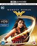 Wonder Woman (4K UHD + Blu-ray + Digital HD) (2-Disc Set) (Region Free + Slipcase Packaging + Fully Packaged Import)