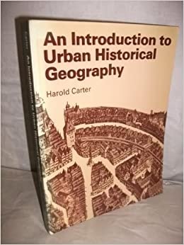 Book An Introduction to Urban Historical Geography