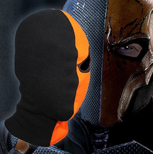 Smile Adventure Sports One-Eyed Deathstroke Mask Terminator Balaclava