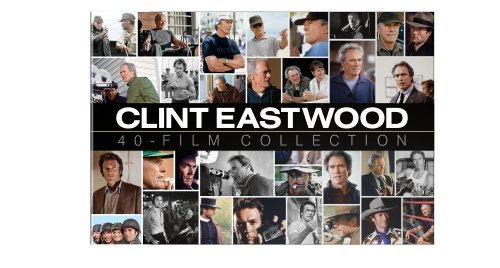 Clint Eastwood: 40-Film Collection by Warner Manufacturing
