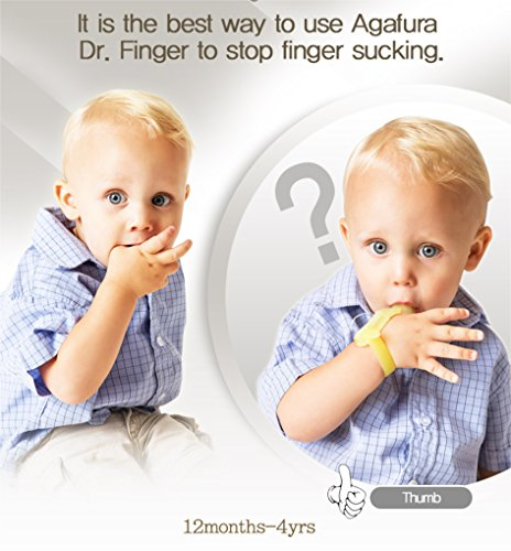 how to stop toddler sucking fingers