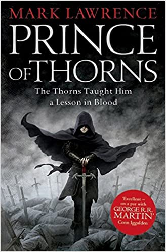 Image result for prince of thorns