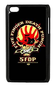 Five Finger Death Punch Poster The Way Of The Fist ipod touch 4 Phone Protector Cover by runtopwell