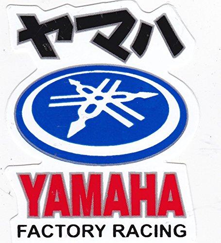 Sticker G426 Japanese Yamaha Factory Racing Performance