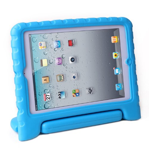 Kids Case Shockproof Handle Stand Cover for Apple iPad Mini