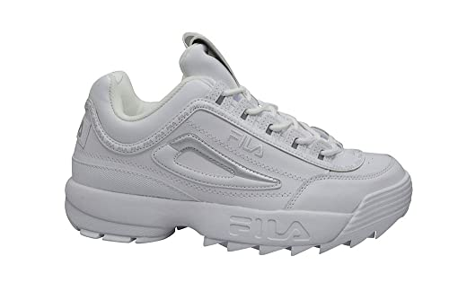 Fila Mens Disruptor II Premium Repeat: Amazon.co.uk: Shoes & Bags