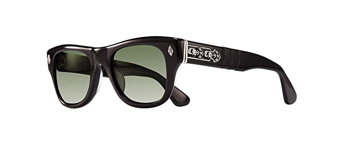 456cbaf7ab9d Amazon.com  Chrome Hearts - Instagasm - Sunglasses (Black