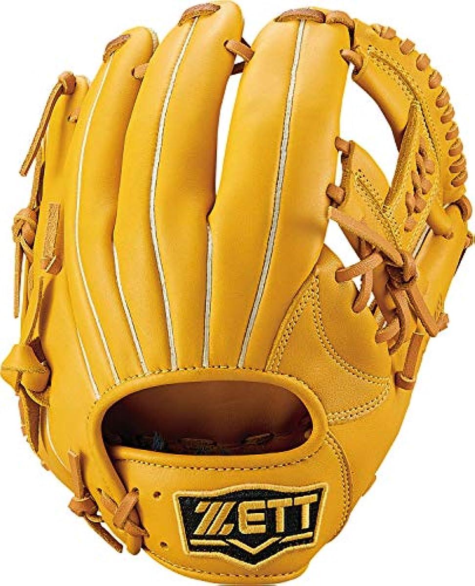 [해외] ZETT제트 연식 야구 소프트 steer 글러브 글러브 신연식 볼 대응 올라운드용 오른쪽 던지기용용 BRGB35910