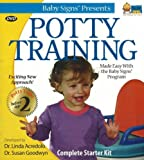 img - for Potty Training (Baby Signs) book / textbook / text book