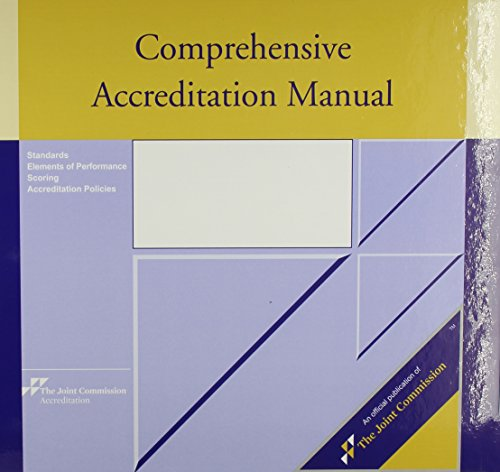 2015 Comprehensive Accreditation Manual for Ambulatory Care (CAMAC)