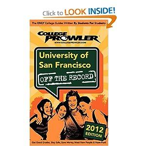 University of San Francisco 2012: Off the Record Ishtar Schneider and Sara Allshouse
