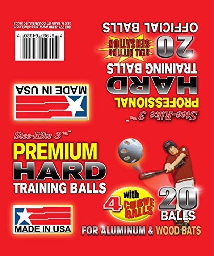 Stee-Rike 3 Training Balls