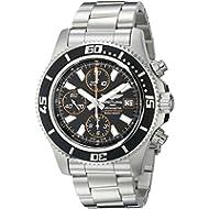 [Sponsored]Breitling Men's A1334102-BA85 Superocean Stainless Steel Watch