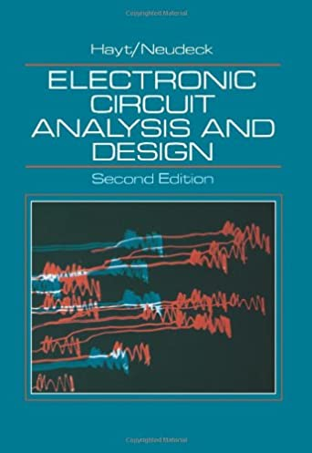 Neamen Electronic Circuit Analysis And Design Pdf