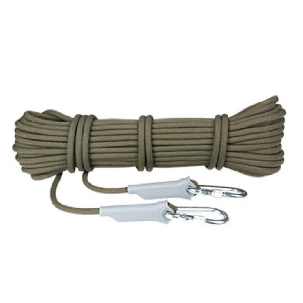 ERHANG Klettern Seil Outdoor Sicherheit Rettung Abriebfestes Seil Survival Equipment Supplies B07DHNLFNR Einfachseile Hervorragende Eigenschaften