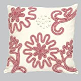 Jubilee Chenille Pillow-Pink