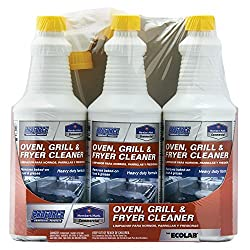 Members Mark Commercial Oven Grill And Fryer Cleaner 32 Oz 3 Piece