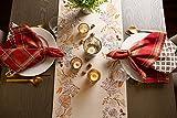 DII CAMZ10698 Cotton Table Runner, 14 x 72, Autumn