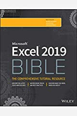 Excel 2019 Bible Kindle Edition