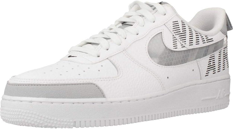 Escultor enfermedad compañero  Amazon.com | Nike Men's Air Force 1 '07 LV8 2 Casual Shoes | Basketball