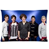 "One Direction Pillowcase Covers Standard Size 20""x30"" CC3504"