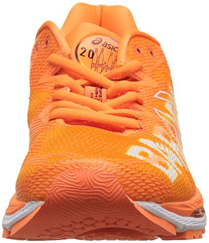 Gel Barcelona white Orange Chaussures Marathon Orange Orange Running 20 3030 Femme Shocking Asics rose nimbus De rose twdqSwxU