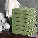 Utopia Towels - Premium Sage Green Hand Towels