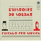 L'Histoire Du Soldat Suite / Capriccio Espagnol