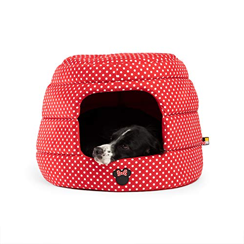 Best Friends by Sheri Disney Honeycomb Hut in Minnie, Red, Jumbo
