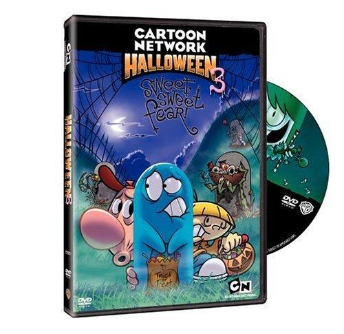Cartoon Network Halloween 3 - Sweet Sweet Fear]()