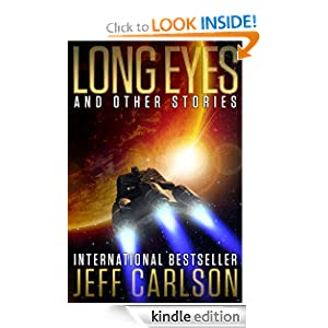 Long Eyes Jeff Carlson