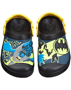 Batman Custom Clog Kids Boys Shoes Footwear