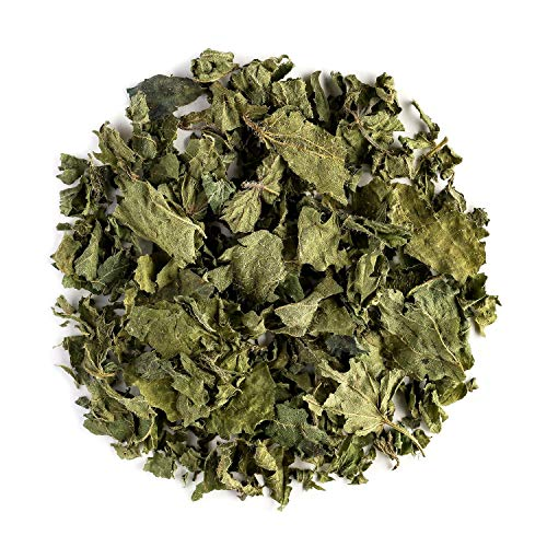 Nettle Leaf Organic Herbal Tea - Full quality leaf - Loose Leaves Dried Stinging Nettles Herb Urtica Dioica 100g 3.52 Ounce