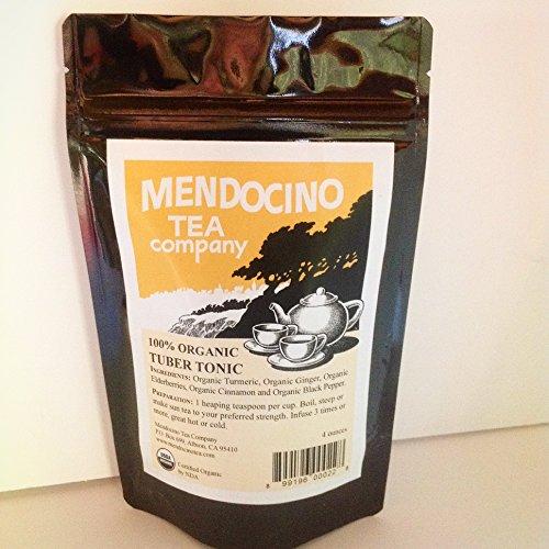 Tuber Tonic Organic Turmeric Tea 4 oz