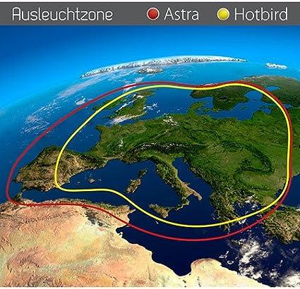 Megasat Campingman - Sistema de antena para satélite (8 participantes)