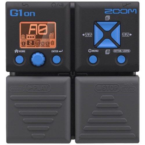 ZOOM G1on Multieffektpedal