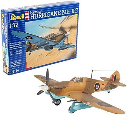 Revell 04144 1:72 Hawker Hurricane Mk IIC
