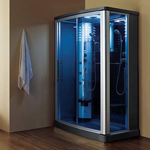 Steam Kit Shower Enclosure - Mesa 803L 2-Person Steam Shower