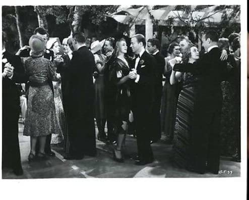 Fred Astaire Ginger Rogers Carefree 8x10 Photo G6384 At Amazon S Entertainment Collectibles Store