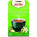 Yogi Tea 15% OFF Green Jasmine 17 Bag (order 6 for trade outer)