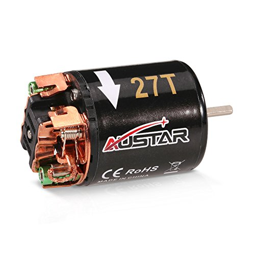Goolsky AUSTAR 540 27T Brushed Motor for 1/10 On-road Drift Touring RC Car