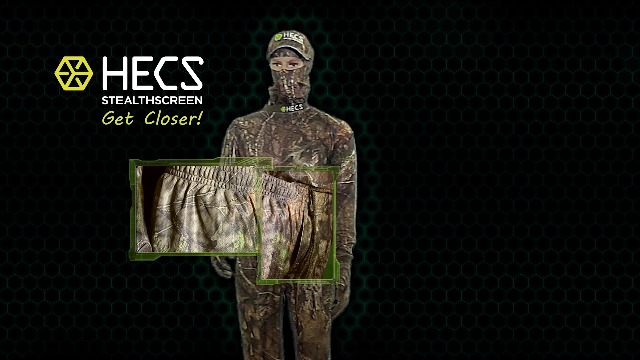 HECS Hunting HECStyle Stretch Fit Gloves – Duck, Big Game, and Deer Hunting Accessories and Clothing