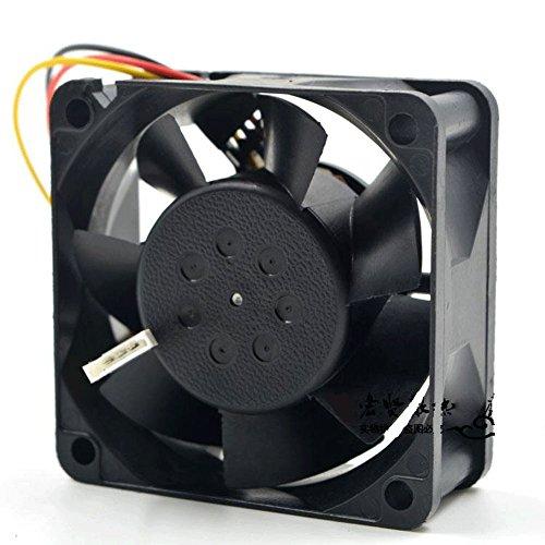 CA1638H01 DC 24V 0.1A 6025 6CM 606025mm 3 Wires MMF-06F24ES Low Power Inverter Cooling Fan by Z.N.Z (Image #3)