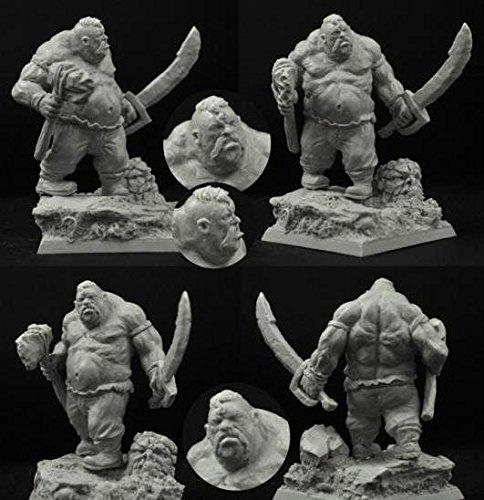 Fantasy Miniatures - Ogres 28mm Scibor Monstrous Cossack - Fedor