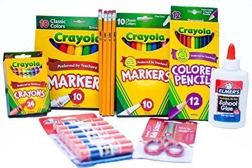 Crayola Arts and Crafts Bundle,
